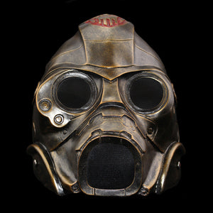 Ghost Terrorist Radiation Biochemical Protective Gas Mask