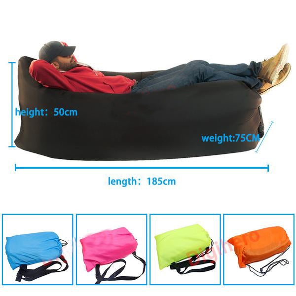 Fast Inflating Air Mattress