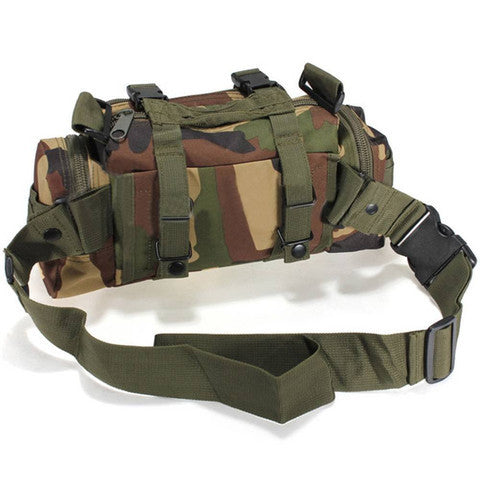 Tactical Military Bag - OPC Exclusive.
