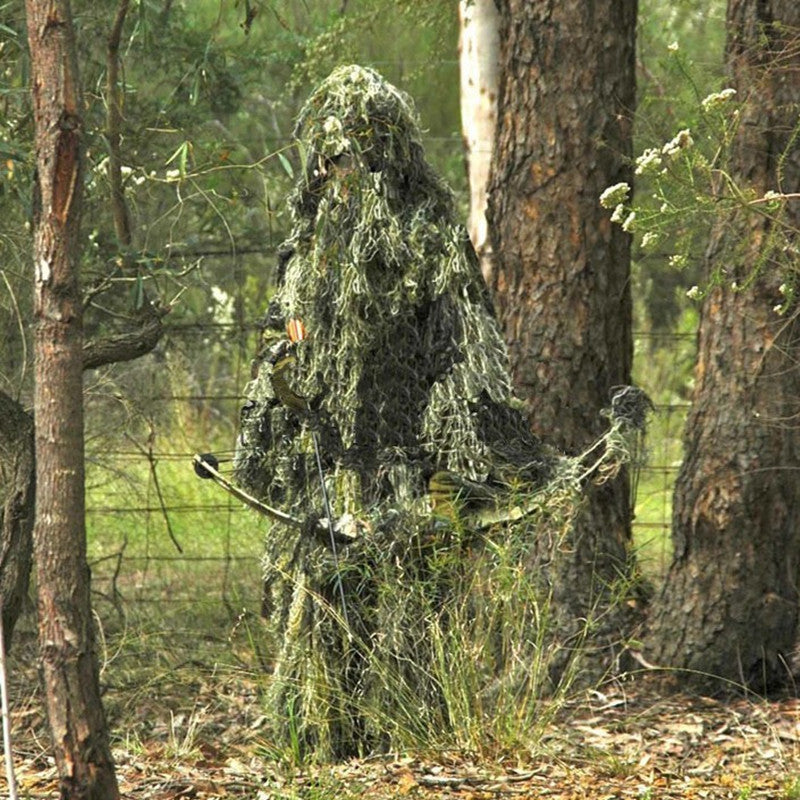 Military Camouflage Ghillie Suit