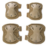 Military Tactical Knee Pads set Combat Airsoft Paintball Gear Hunting Equipment Elbow Protector