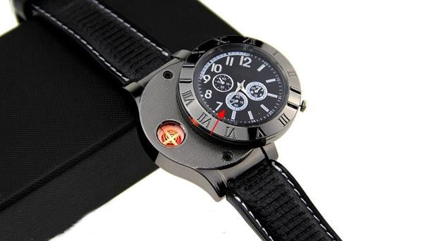 Windproof Fire Starter Watch - OPC Exclusive.