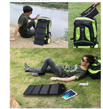 Mobile Solar Charger.