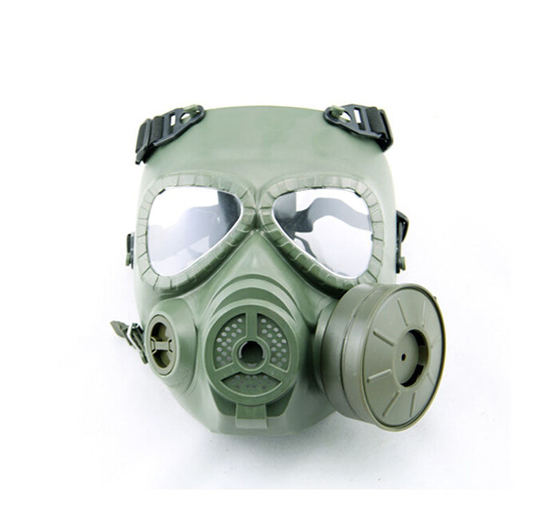 Tactical Resin Full Face Gas Masks - 4 Styles.