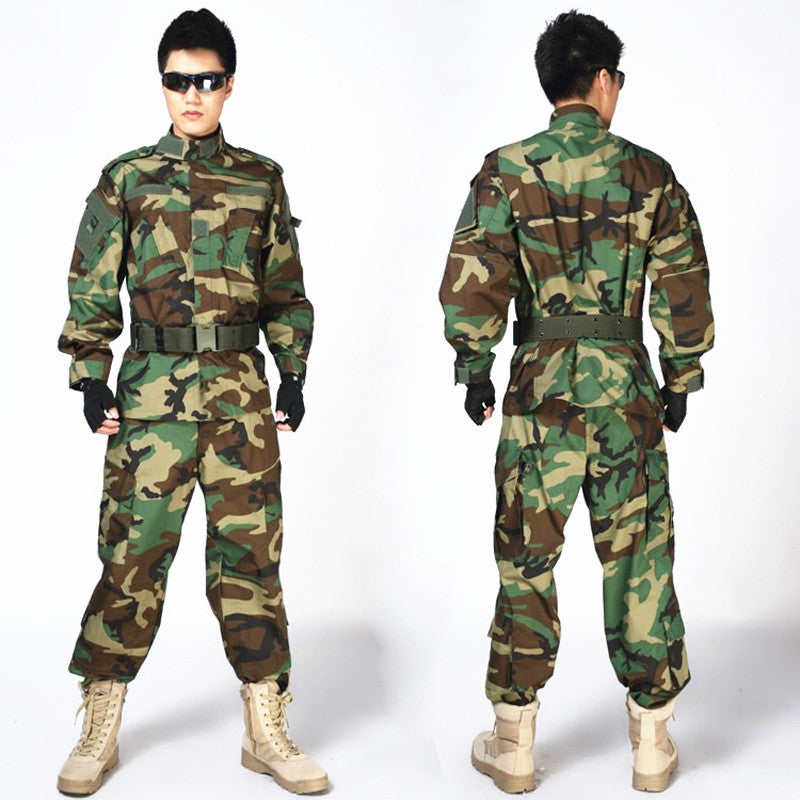 Outdoor Combat Army Tactical Uniform Camouflage Sets