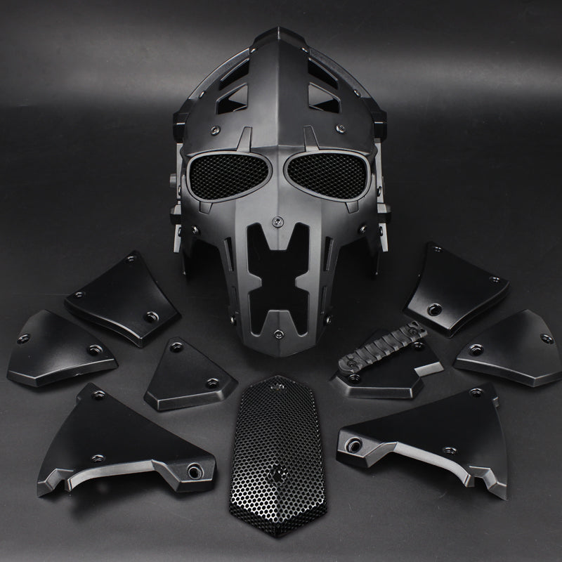 The obsidian airsoft mask outpost city the obsidian airsoft fandeluxe Choice Image
