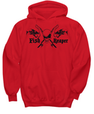 """I am the FISH REAPER 2"" Apparel"