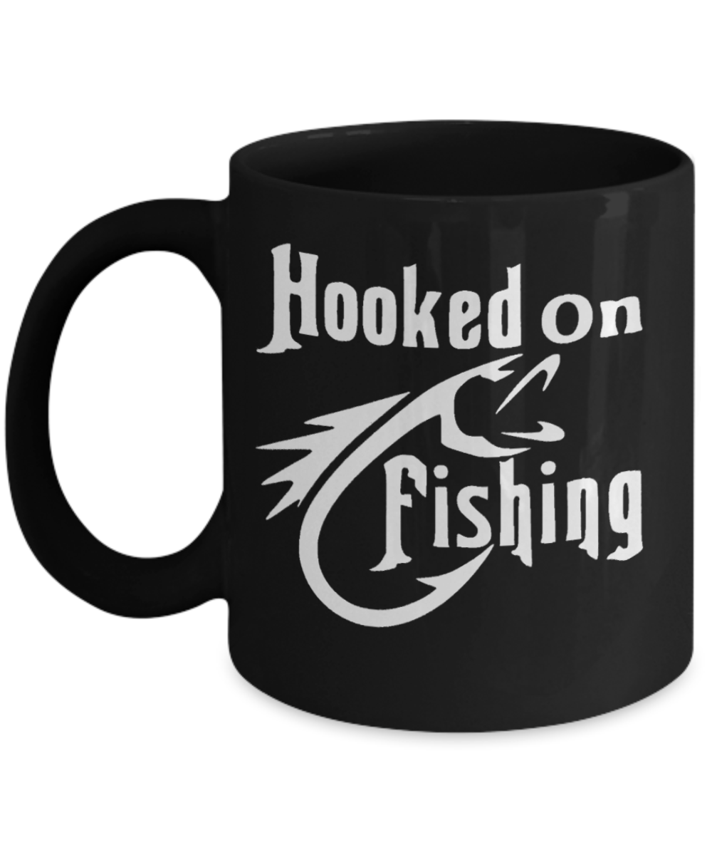 Hooked on fishing!