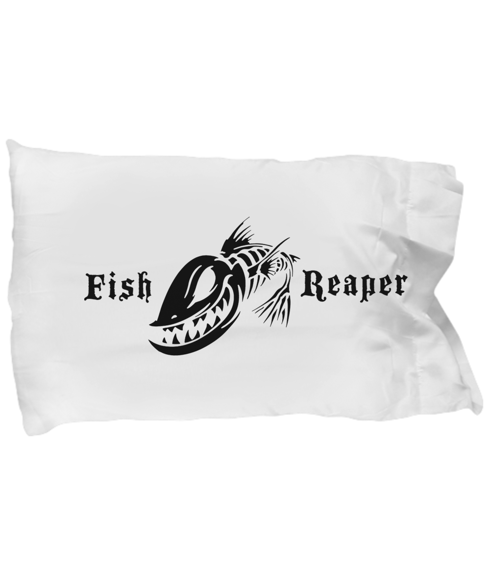 """The Skull Fish"" Pillowcase"