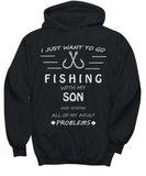 I Want To Go Fishing With My Son