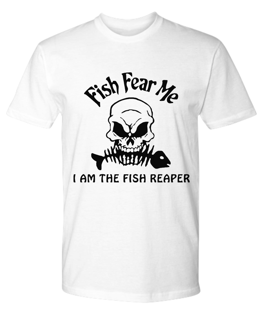 """Fish Fear Me"" Apparel"