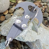 The Survivalist's Dream Light Weight Gravity Hook- EXCLUSIVE COLORS