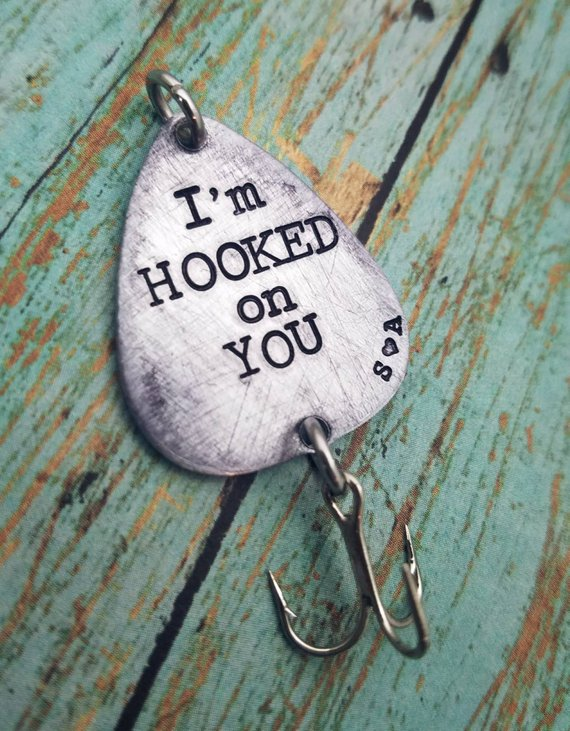 I'm Hooked On You - SPOON FISHING LURE