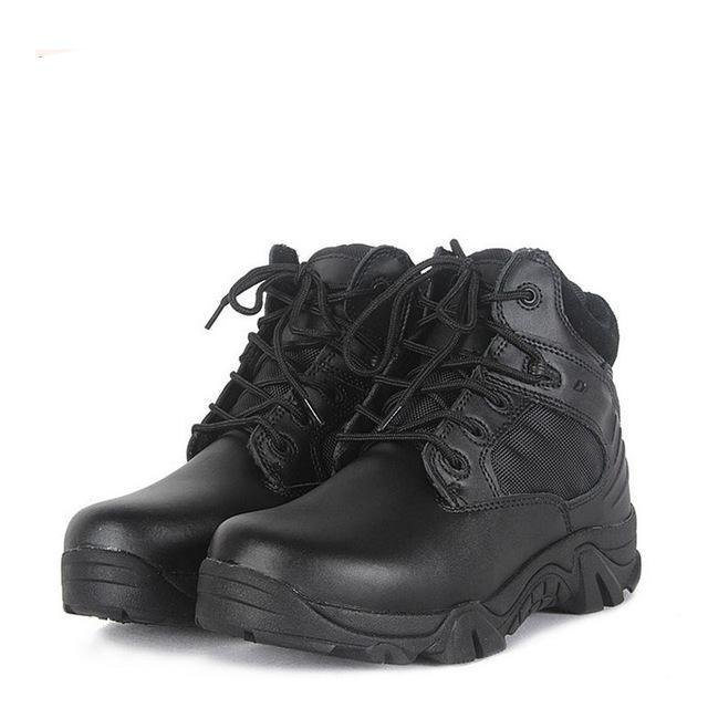 High-quality Military Tactical Boots