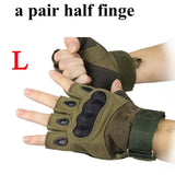 Tactical Gloves Shell Knuckles.