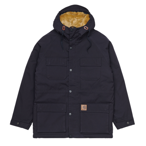 Carhartt WIP Mentley Jacket (dark navy)