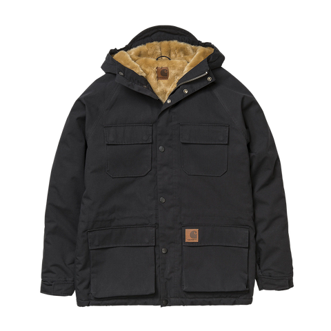 Carhartt Mentley Jacket (black)