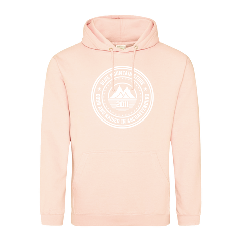 "BMS ""BAR"" Hoodie (pink/white)"