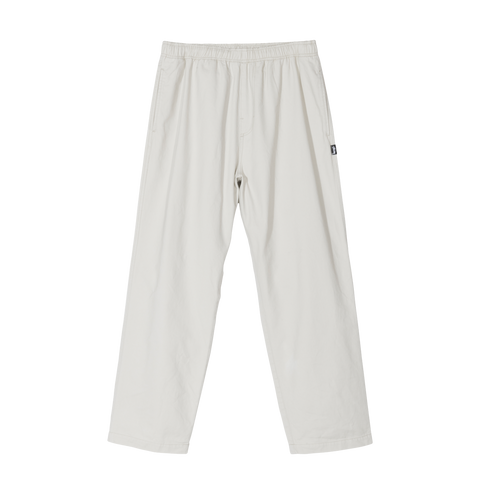 Stüssy Brushed Beach Pant  (bone)