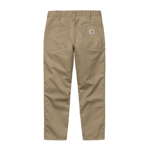 Carhartt Abbott Pant (leather rinsed)