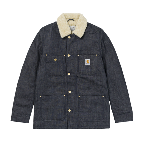 Carhartt Fairmount Coat (blue rigid)