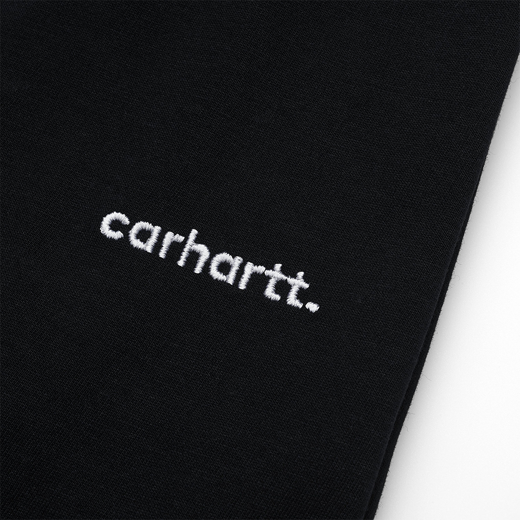 Carhartt WIP W S/S Typeface T-Shirt (black/white)