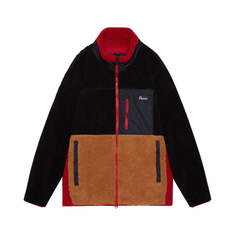 Penfield Mattawa Colourblock Fleece (black)