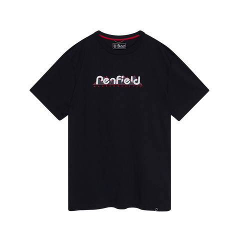 Penfield Peak T-Shirt (black)