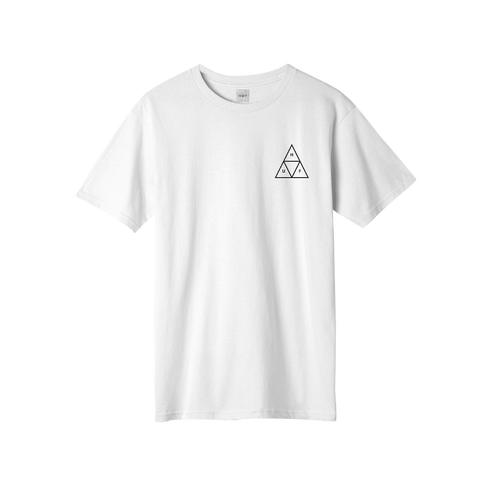 Huf Essentials TT T-Shirt (white)