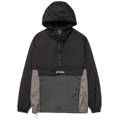 Huf Wave Anorak Jacke (black)