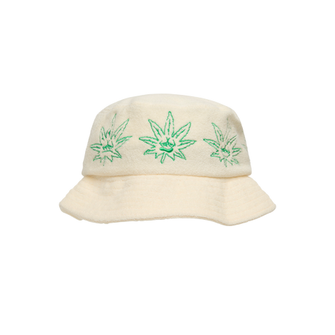 Huf Green Buddy Terry Cloth Bucket (natural)