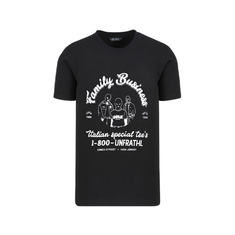 Unfair Athletics Family Business T-Shirt (black)