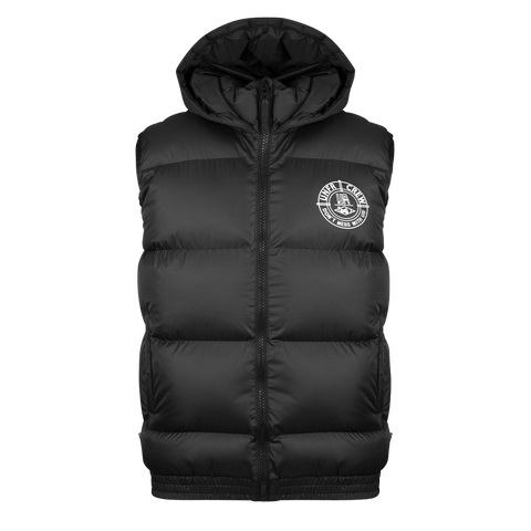 Unfair Athletics DMWU Puffer Vest (black)