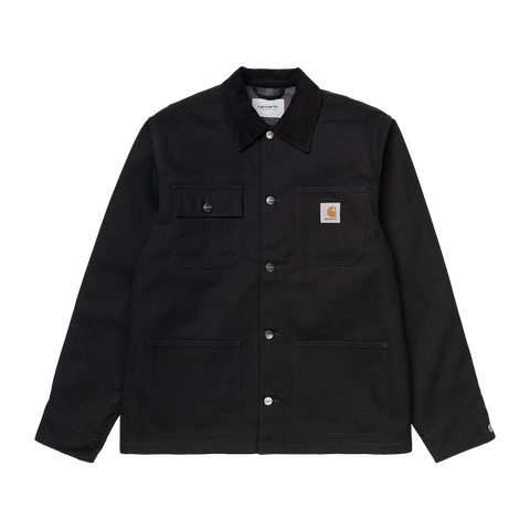 Carhartt Michigan Coat (black rigid)