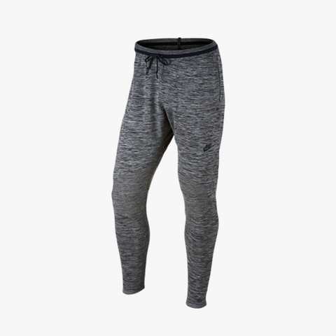 Nike Tech Knit Pant (grau/schwarz) - BM Plus - 1
