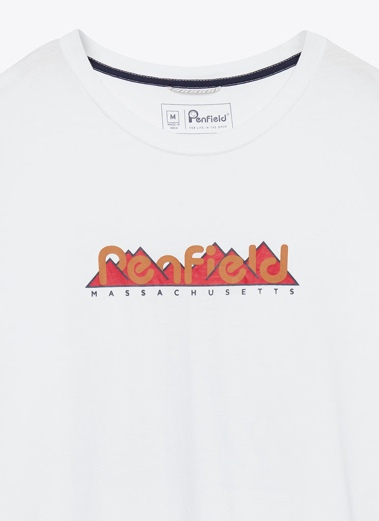 Penfield Peak T-Shirt (white)