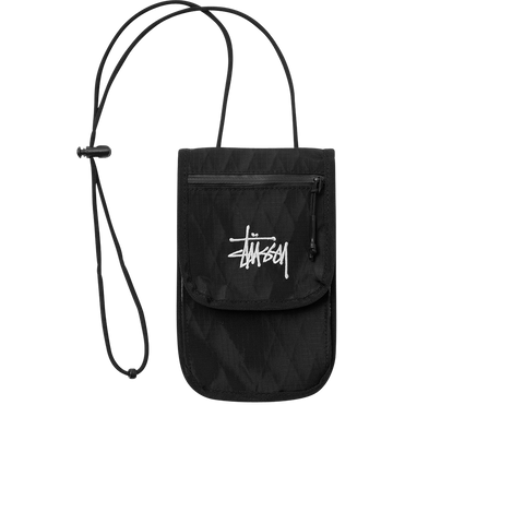 Stüssy Travel Pouch (black)