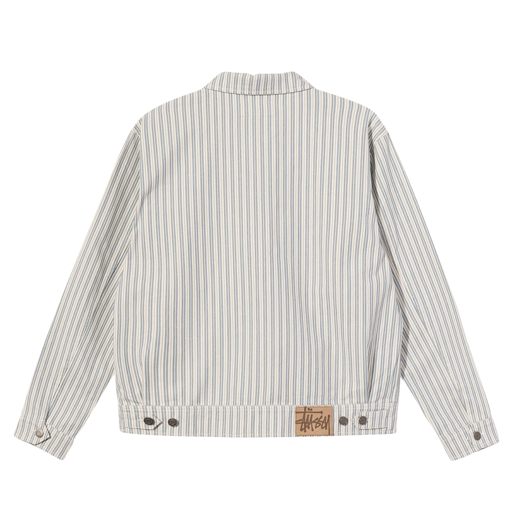 Stüssy Stripe Garage Jacket (stripe)