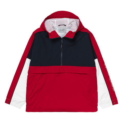 Carhartt Terrace Pullover (navy/red)
