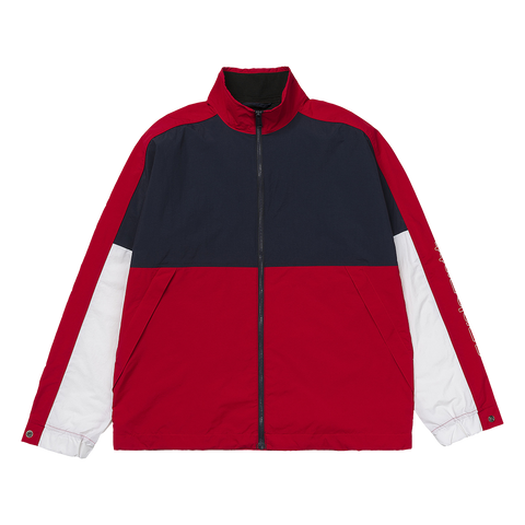 Carhartt Terrace Jacket (navy/red)
