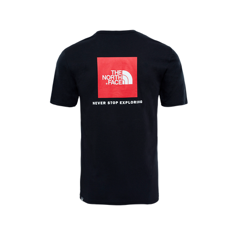 The North Face Red Box Tee (black)