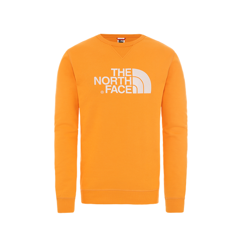 The North Face Drew Peak Crew (flame orange)