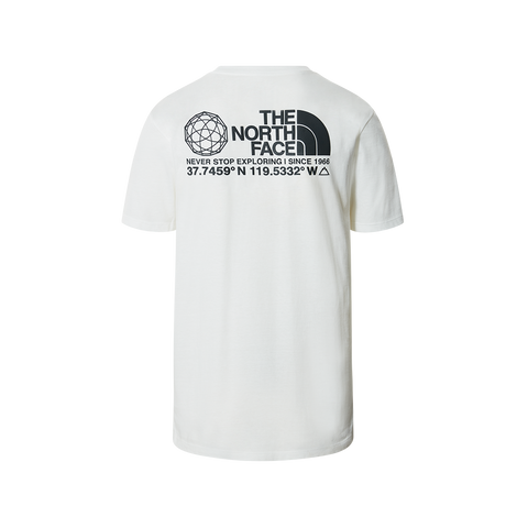 The North Face Coordinates Tee (white)