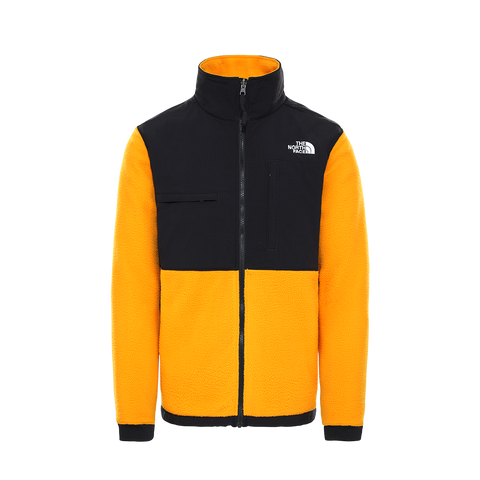 The North Face Denali 2 Jacket (black/summit gold)