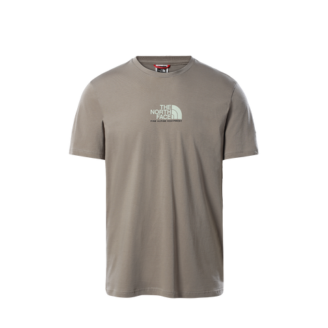 The North Face Fine Alpine Equipment Tee (mineral grey)