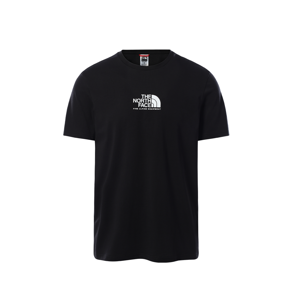 The North Face Fine Alpine Equipment Tee (black/white)