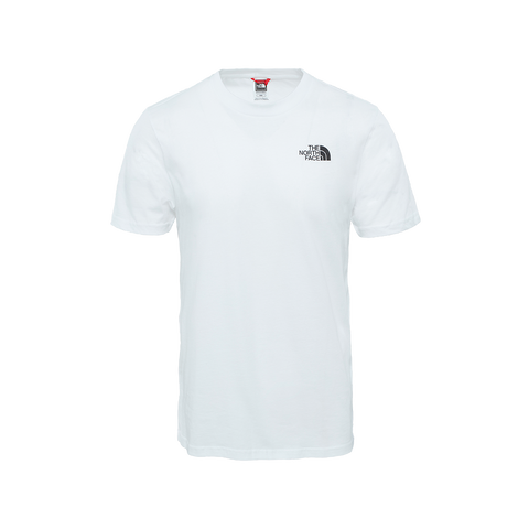 The North Face Simple Dome Tee (white)