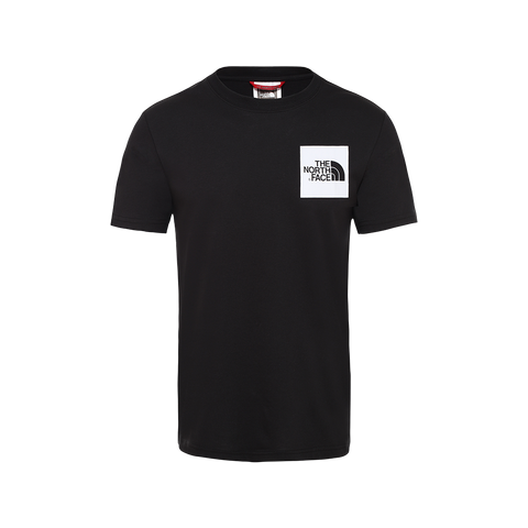 The North Face S/S Fine Tee (black)
