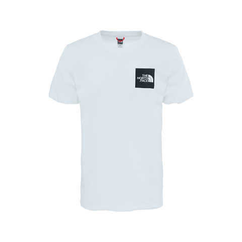 The North Face S/S Fine Tee (white)
