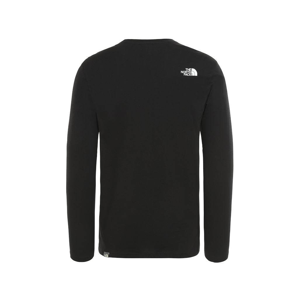 The North Face RGB Prism LS Tee (black)